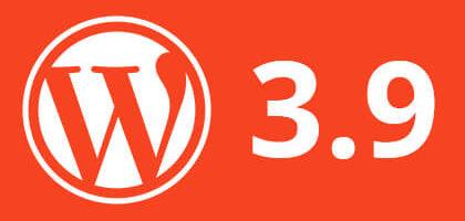 WordPress 3.9! Что нового?