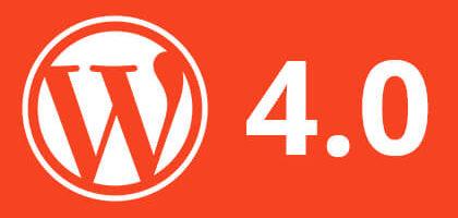 Вышел WordPress 4.0 (Benny)! Что нового?