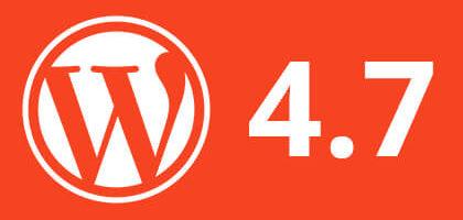 Вышел WordPress 4.7 (Vaughan). Что нового?